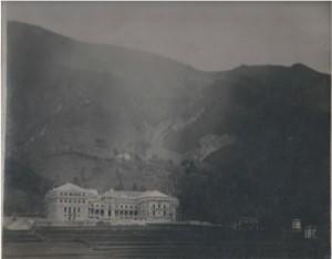 1933 -Costruzione del Seminario di Clusone BG